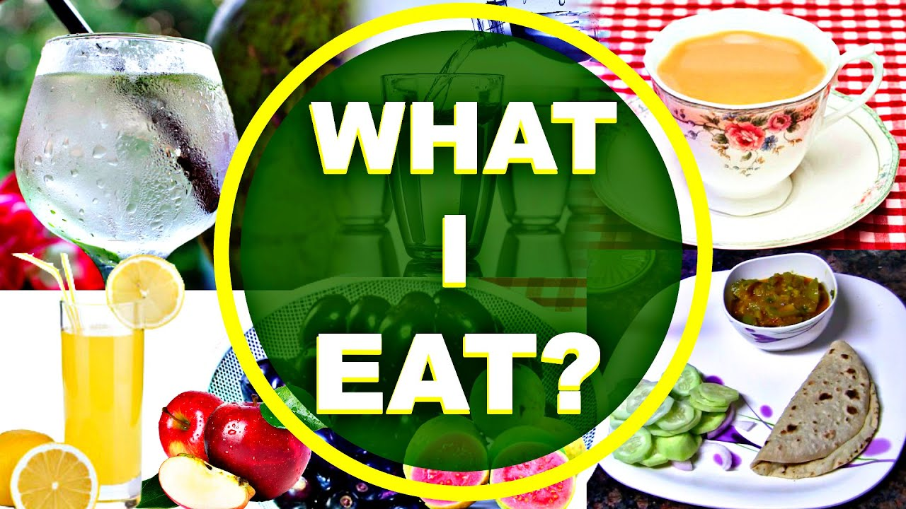 What I Eat vLog? Weight Loss Tips | A Day In My Life | ShrutiArjunAnand
