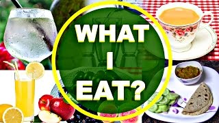 What I Eat vLog? Weight Loss Tips   A Day In My Life   ShrutiArjunAnand