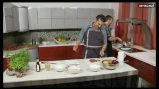 Салат с Печенью. Михаил Сафронов. Моя Кухня! 24