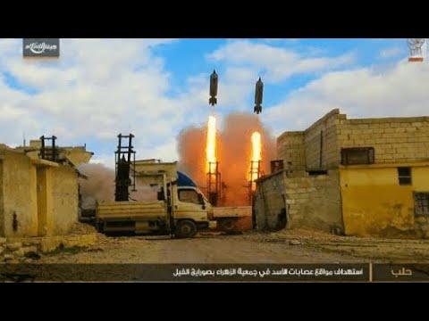 Хезболла обстреляла ракетами американскую военную базу.