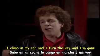 LEO SAYER - ORCHARD ROAD - Subtitulos Español & Inglés