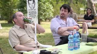 Puzsér Róbert az LMP politikáját bírálja