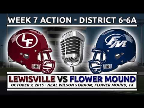 10/9/15: Lewisville vs Flower Mound