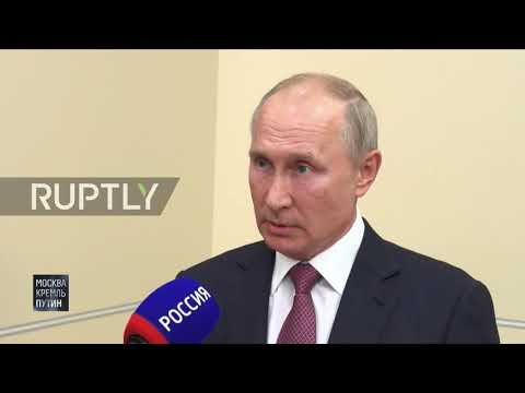 "Russia: Putin says Nagorno-Karabakh conflict ""a huge tragedy"""