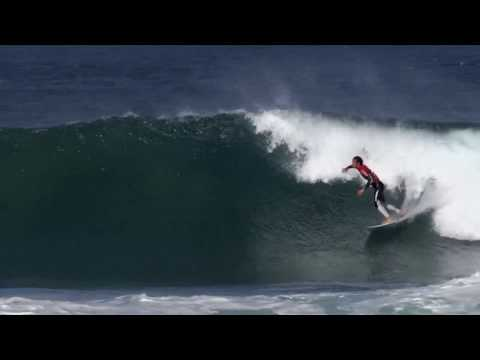 Amazing Day of Surfing at Jeffreys Bay, South Africa