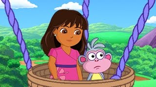 Dora The Explorer - Dora Rainforest Rescue Game - Dora Games for Kids in English - Nick JR