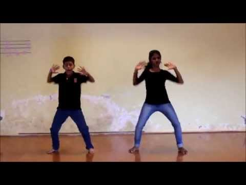 Danga Maari Oodhari | The Crew Dance Company Choreography | Anegan | Dance Cover