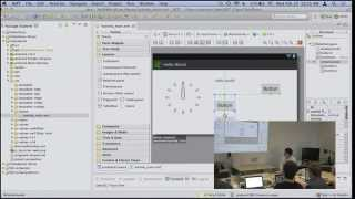 The Glass Class - Tutorial 3 - Android and GDK (Part 1 of 2) - Feb 19