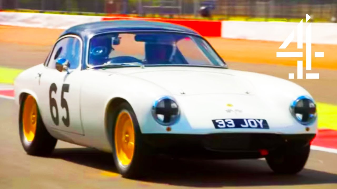 TRAILER: The Lost Lotus: Restoring A Race Car   Sunday 8pm   Channel 4    YouTube