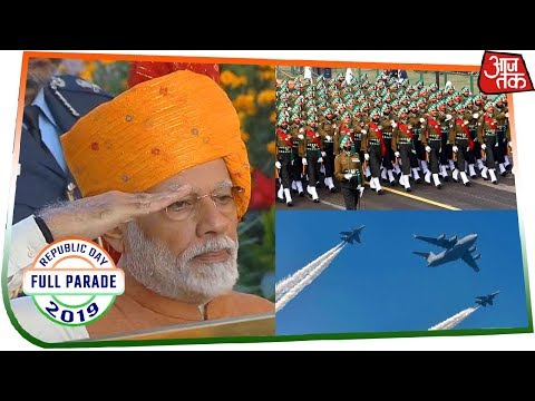 70th Republic Day Parade January 26, 2019 At Rajpath | Watch Republic Day 2019 Full Parade Mp3