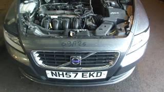 Volvo S40 2008г 1.8 МКПП B4184S11 MTX75