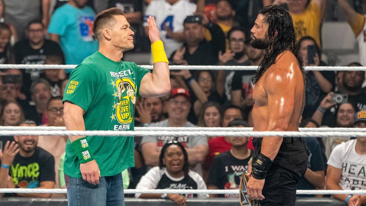 Download Roman Reigns vs. John Cena – Road to SummerSlam: WWE Playlist