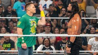 Roman Reigns vs. John Cena – Road to SummerSlam: WWE Playlist