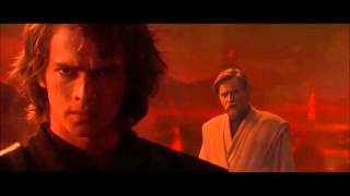 Скачать Star Wars From Anakin To Darth Vader AMV What Have You Done Within Temptation
