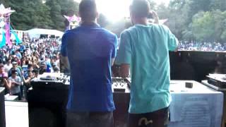 George Privatti & Guille Placencia @ Selenic Soul Festival 16-17/02/2013 [www.clubbersmexico.com]
