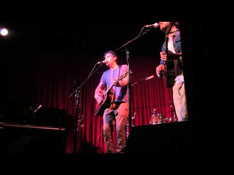 Joshua Radin When We're Together @ Hotel Cafe