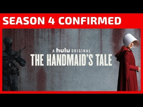 The Handmaid's Tale Renewed For Season 4 By Hulu. Elisabeth Moss Will Return As June