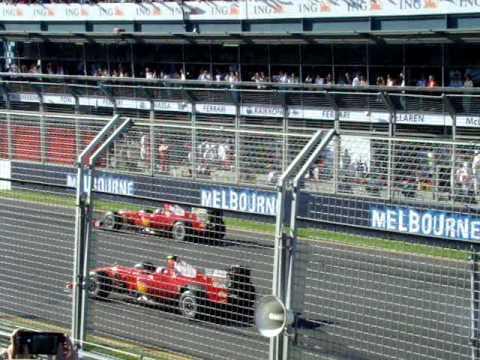 F1 GP Melbourne 2009