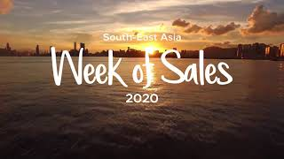 SEA Week Of Sales 2020 Summery