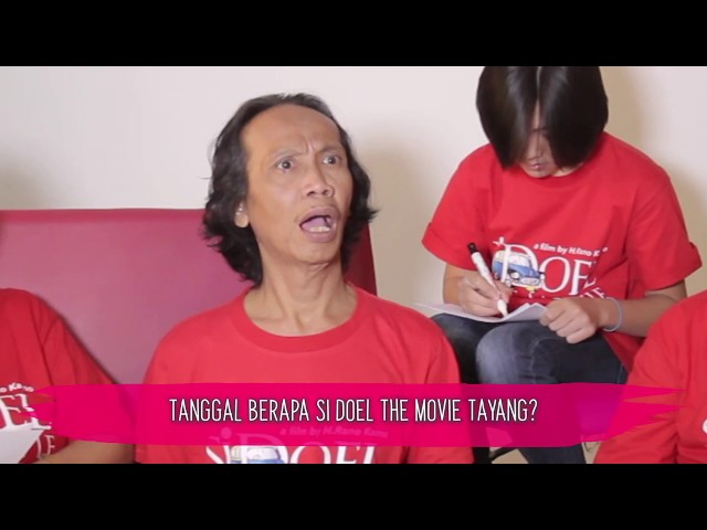 Si Doel The Movie : Tebak-tebakan Umur Bang Mandra