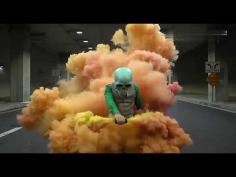 Smoke Bomb DJ DASAR LOE MEMANG ANJAY