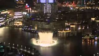 Pavarotti Fountains