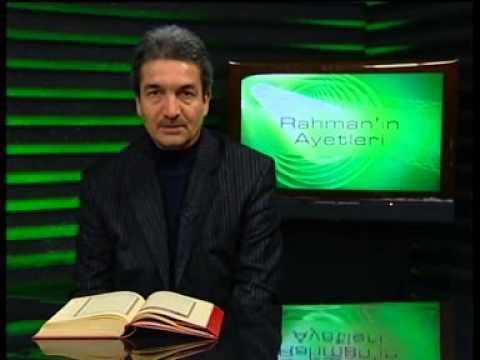 tahrim Suresi Kuran Tefsiri  1-7   Ayetlerler  Prof.Dr. Şadi Eren