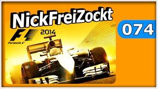 F1 2014 Karriere #074 - Ungarn Qualifying - Let's Play F1 2014 [ PC | deutsch | G27 ]
