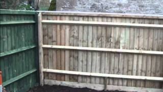 Closeboard Fence By Starveacre Fencing, Oxford