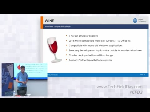 Droplet Computing Technical Overview with Fabian Hemmer - YouTube