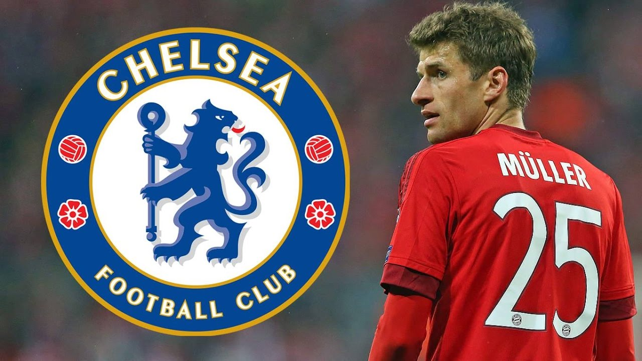 Thomas Müller Wel e To Chelsea FC HD