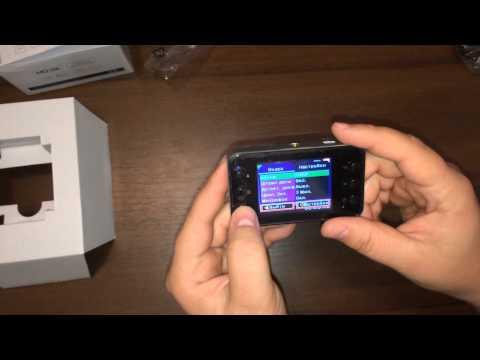 Посылка из Китая: Видео регистратор Full HD 1080p съемка с камеры