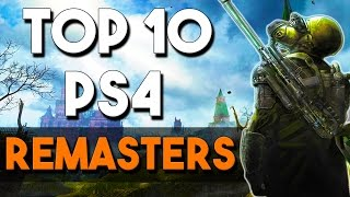 Top 10 Best Playstation 4 Remasters So Far