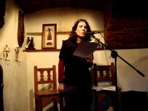 Письмо Уайльда из Тюрьмы. Анна Мирза в арт-кафе Африка