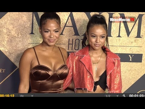 Join. was christina milian maxim discuss impossible