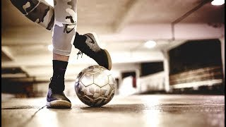 The Most Beautiful Futsal Dribbling Skills & Tricks #10