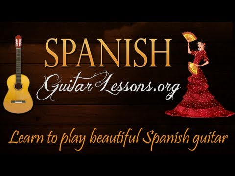 Spanish Guitar Lessons - The Easy Way To...