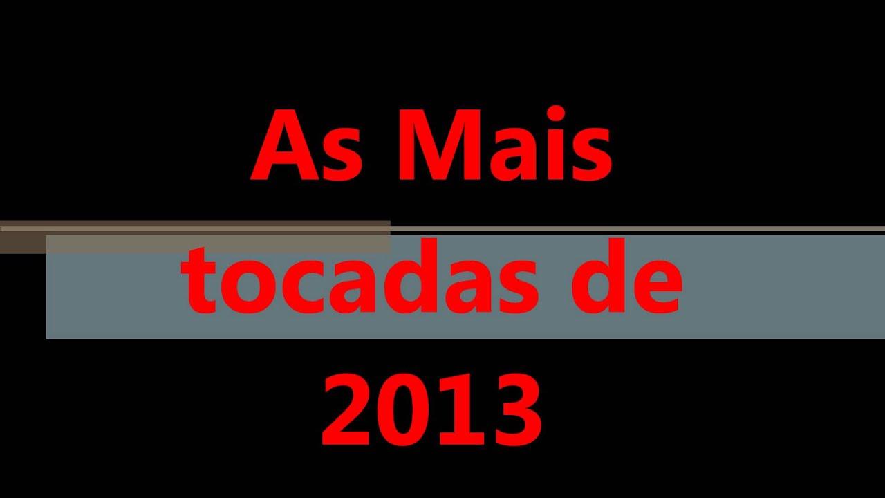 mais tocadas jovem pan 2013