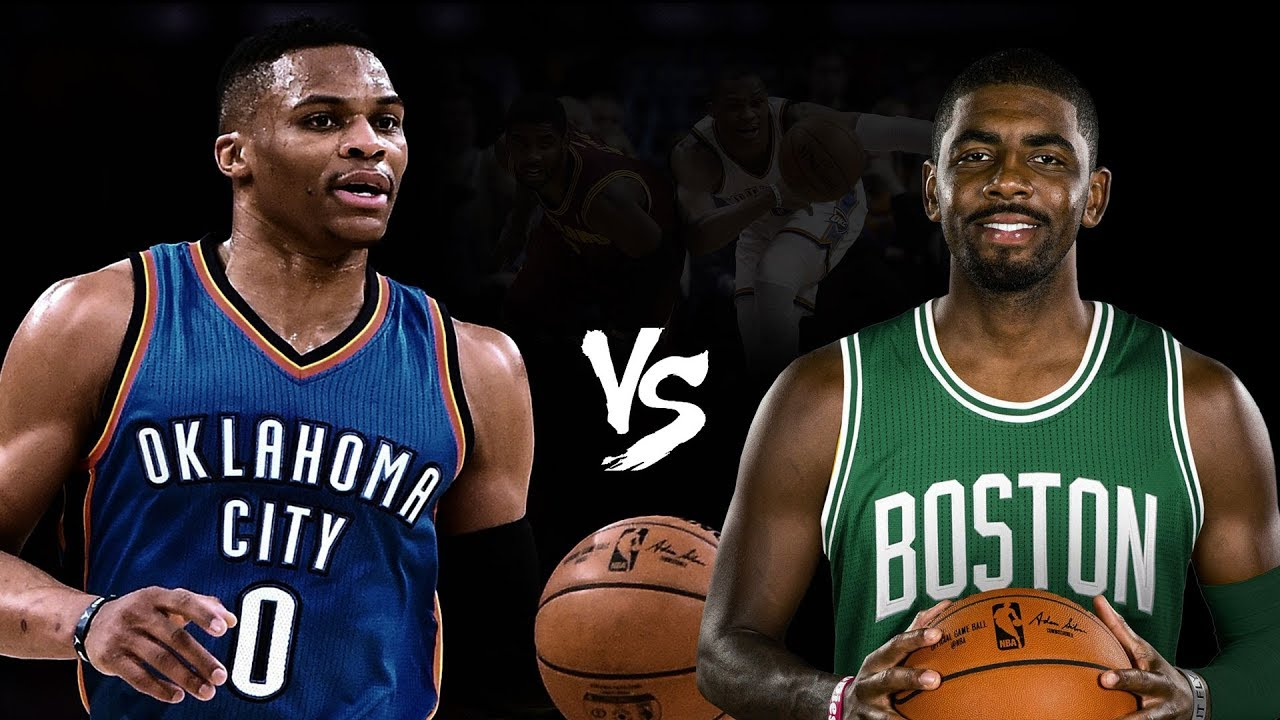 ef659717a61 Russell Westbrook vs. Kyrie Irving Comparison - YouTube