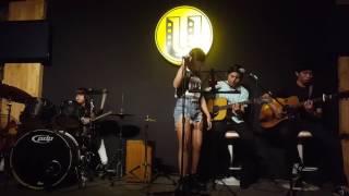 I Hate Myself For Loving You- Ừ Thì Band & Thần đồng đánh trống Nguyễn Trọng Nhân