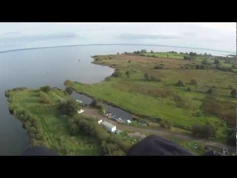 Flying the Lough