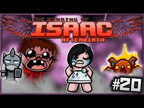 The Binding of Isaac: Afterbirth - Work of Art! (Episode 20 - Greed Mode)