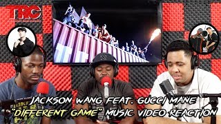 "Jackson Wang feat. Gucci Mane ""Different Game"" Music Video Reaction"