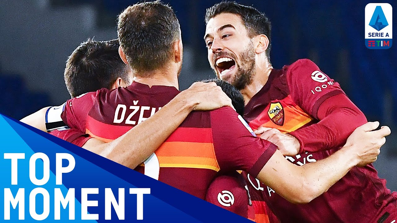 Mkhitaryan assists for Dzeko TWICE in Roma Win! | Roma 5-2 Benevento | Top Moment | Serie A TIM