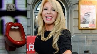 Patricia Paay over Plassex Tape Sextape maar ze vecht terug met humor UPDATE en wint weddenschap