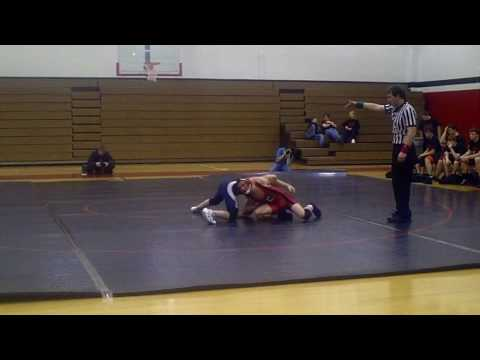 Kurt Dennis(Cville) vs Dustin Kittle(Morgan) 1/22/...