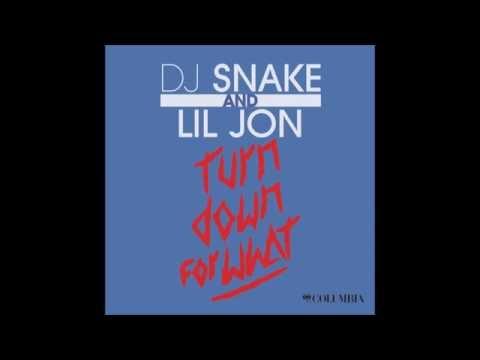 Turn Down For What [Instrumental Official] - DJ Snake, Lil Jon