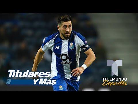Héctor Herrera tiene nueva 'novia' española | Telemundo Deportes