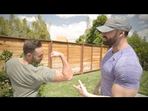 Bradley & Broscience | Q & A | How much do you Bench?
