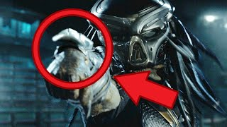 The Predator Trailer Breakdown - Easter Eggs, Theories and References You May Have Missed